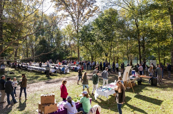 2019 Fall Celebration Congaree Land Trust 0914