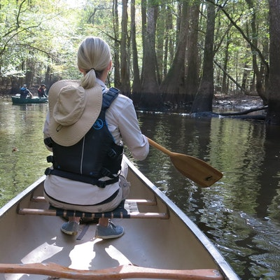 Experiencing conservation first-hand through outdoor recreation.