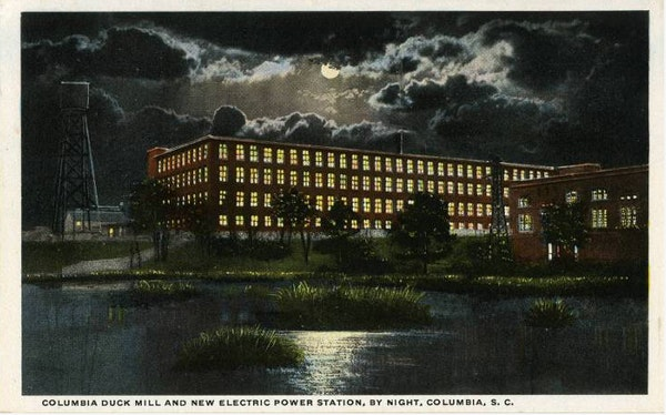 Columbia Duck Mill